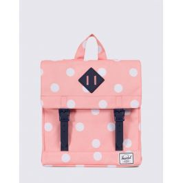 Herschel Supply Survey Kids Peach Polka Dot/Peacoat