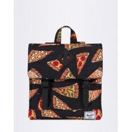 Herschel Supply Survey Kids Black Pizza
