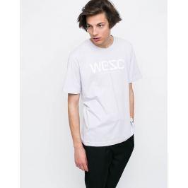 wesc T-shirt Light Lilac S