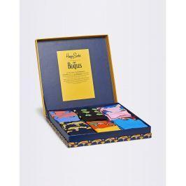Happy Socks The Beatles Collector Box Set XBEA10-2000 36-40