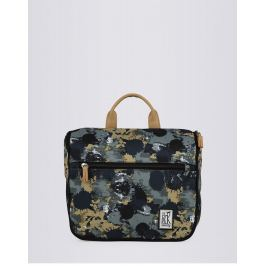The Pack Society Toiletry Bag Gren Camo Allover