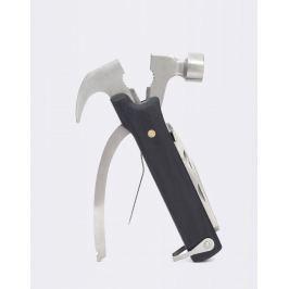 Kikkerland Wood Multi-FXN Hammer Tool Černá