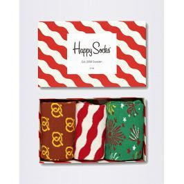 Happy Socks X-mas Gift Box XMAS08-4001 36-40