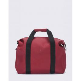Rains Zip Bag 20 Scarlet