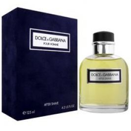 Dolce Gabbana Pour Homme After Shave ( voda po holení ) 125 ml