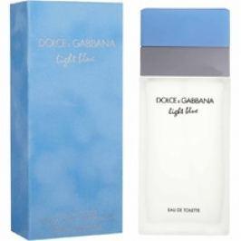 Dolce Gabbana Light Blue dámská toaletní voda Tester 100 ml