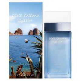 DOLCE GABBANA Light Blue Love in Capri dámská toaletní voda 100 ml