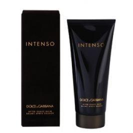 DOLCE GABBANA Pour Homme Intenso After Shave Balsam ( balzám po holení )  100 ml