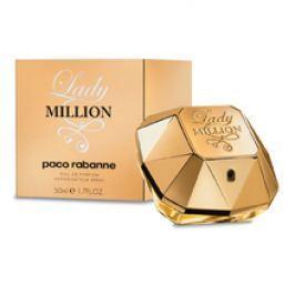 Paco Rabanne Lady Million dámská parfémovaná voda 80 ml