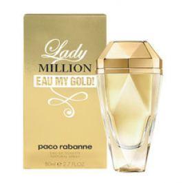 PACO RABANNE Lady Million Eau My Gold! dámská toaletní voda Tester 80 ml