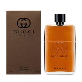 GUCCI Guilty Absolute pour Homme pánská parfémovaná voda  90 ml