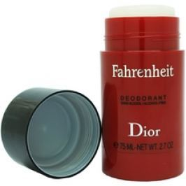 Dior Fahrenheit Deostick 75 ml