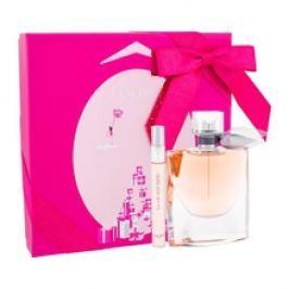 LANCOME La Vie Est Belle Dárková sada dámská parfémovaná voda 75 ml a miniaturka La Vie Est Belle dámská parfémovaná voda 10 ml