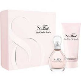 Van Cleef & Arpels So First Dárková sada dámská parfémovaná voda 50 ml a tělové mléko So First 100 ml