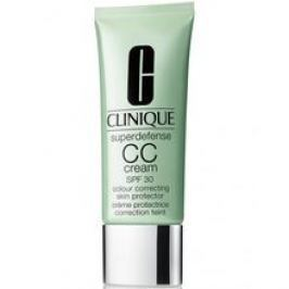 Clinique Superdefense Colour Correcting Skin Protector CC Cream - Ochranný CC krém 40 ml  - odstín Light