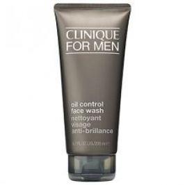 Clinique For Men Oil Control Face Wash - Mycí gel na obličej 200 ml