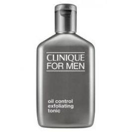 Clinique For Men Oil Control Exfoliating Tonic - Pleťová voda pro mastnou pleť  200 ml