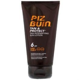 PizBuin TAN & PROTECT Tan Intensifying Sun Lotion - Opalovací mléko urychlující opalování 150 ml  - SPF 30