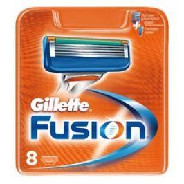 Gillette Fusion ( 8 ks  ) - Náhradní hlavice