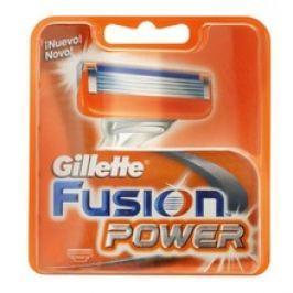 Gillette Fusion Power ( 4 ks ) - Náhradní hlavice