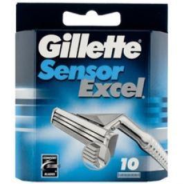 Gillette Sensor Excel ( 10 ks ) - Náhradní hlavice