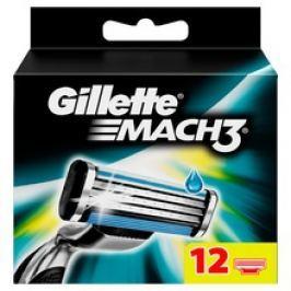 Gillette Mach3 ( 12 ks ) - Náhradní hlavice