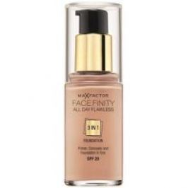 Max Factor All Day Flawless Facefinity 3 v 1 - Dlouhotrvající make-up 30 ml  - 80 Bronze
