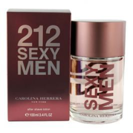 Carolina Herrera 212 Sexy for Men After Shave ( voda po holení ) 100 ml