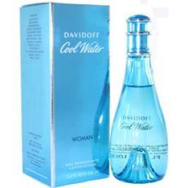 Davidoff Cool Water Woman Eau dámský deodorante ( více svěží, odlehčená verze ) 100 ml