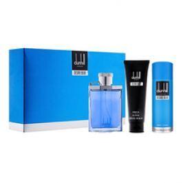 Dunhill Desire Blue Dárková sada pánská toaletní voda 100 ml, deospray Desire Blue 195 ml a sprchový gel Desire Blue 90 ml