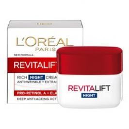 L´oreal REVITALIFT Night Cream - Noční krém s elastinem 50 ml