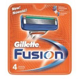 Gillette Fusion ( 4 ks ) - Náhradní hlavice