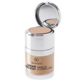 Dermacol Caviar Long Stay Make-Up & Corrector - Dlouhotrvající make-up s výtažky z kaviáru a zdokonalovací korektor 30 ml  - 1 Pale