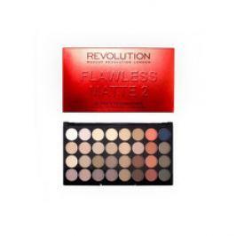 Makeup Revolution Flawless Matte 2 32 Eyeshadow Palette - Ultra paletka 32 očních stínů