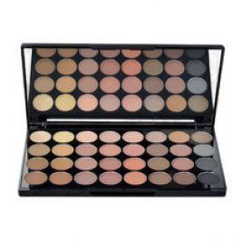 Makeup Revolution Ultra Eyeshadows Palette Flawless Matte - Paletka očních stínů