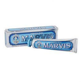 Marvis Marvis Aquatic Mint - Zubní pasta s chladivou příchutí máty 85 ml