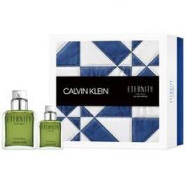 Calvin Klein Eternity for Men Dárková sada pánská parfémovaná voda 100 ml a pánská parfémovaná voda 30 ml