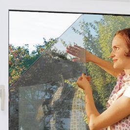 Ochranná fólie na okno proti slunci