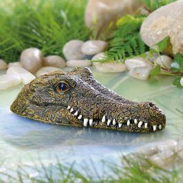 Dekorace krokodýl