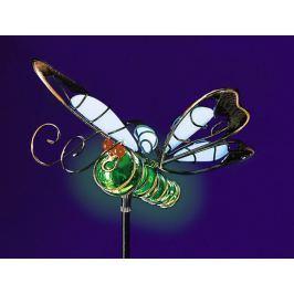 Solární zápich Motýl, 3 ks