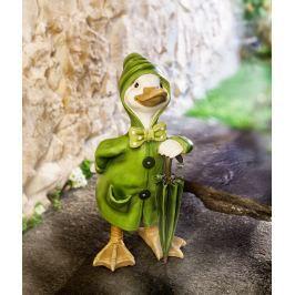 Dekorační figurka Pan Kačer