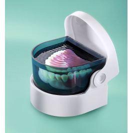 Čistička na zubní protézy
