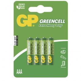 Baterie GP Greencell R03(AAA),4 ks