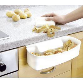 Kuchyňský závěsný box na odpad + stěrka