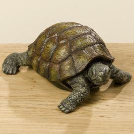 Dekorační želva Slomo, 20 cm