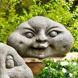 Kamenný obličej Manna