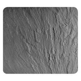 Multifunkční skleněná deska Břidlice, 50 x 56 cm