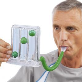 Plicní trenér