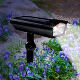 Solární bezpečnostní reflektor