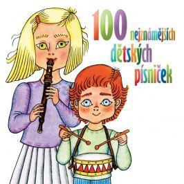 100 nejznámějších dětských písniček